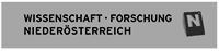 Wissenschaft und Forschung Niederösterreich Logo