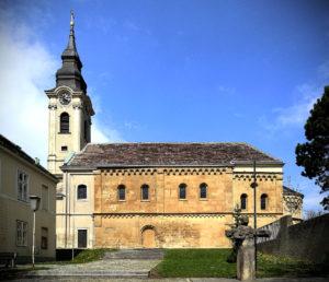 Schöngrabener Kirche heute