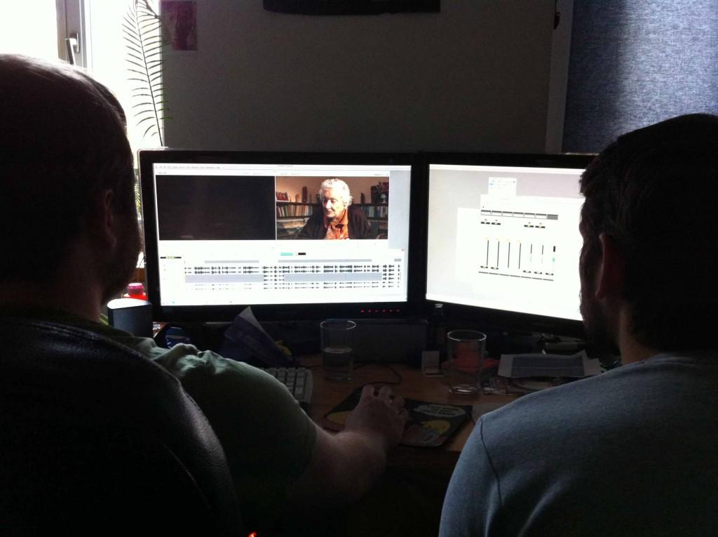 Videoschnitt Simon und Manuel